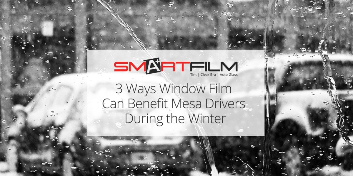 Smart film Window Film Mesa