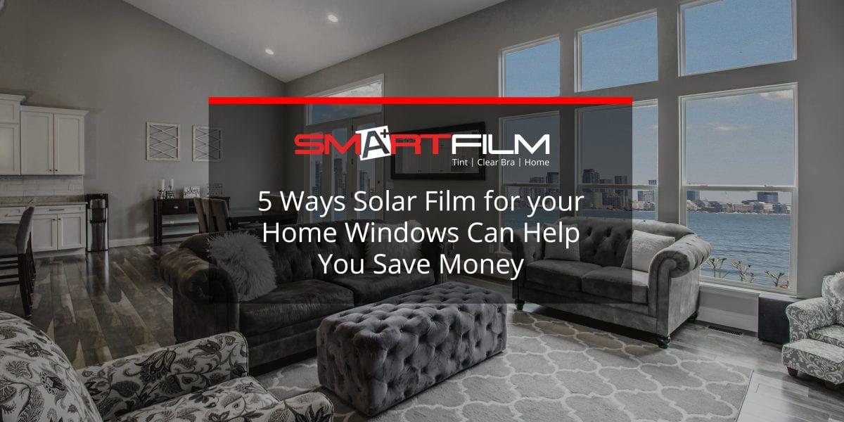 solar film for home windows