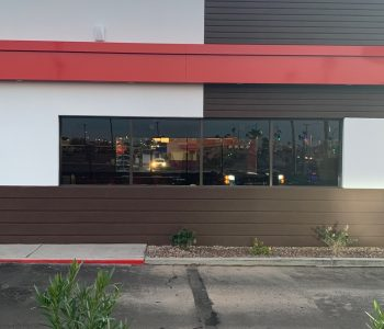 Arbys commercial window tinting mesa az
