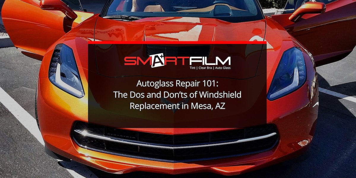 windshield replacement mesa auto glass replacement windshield repair services