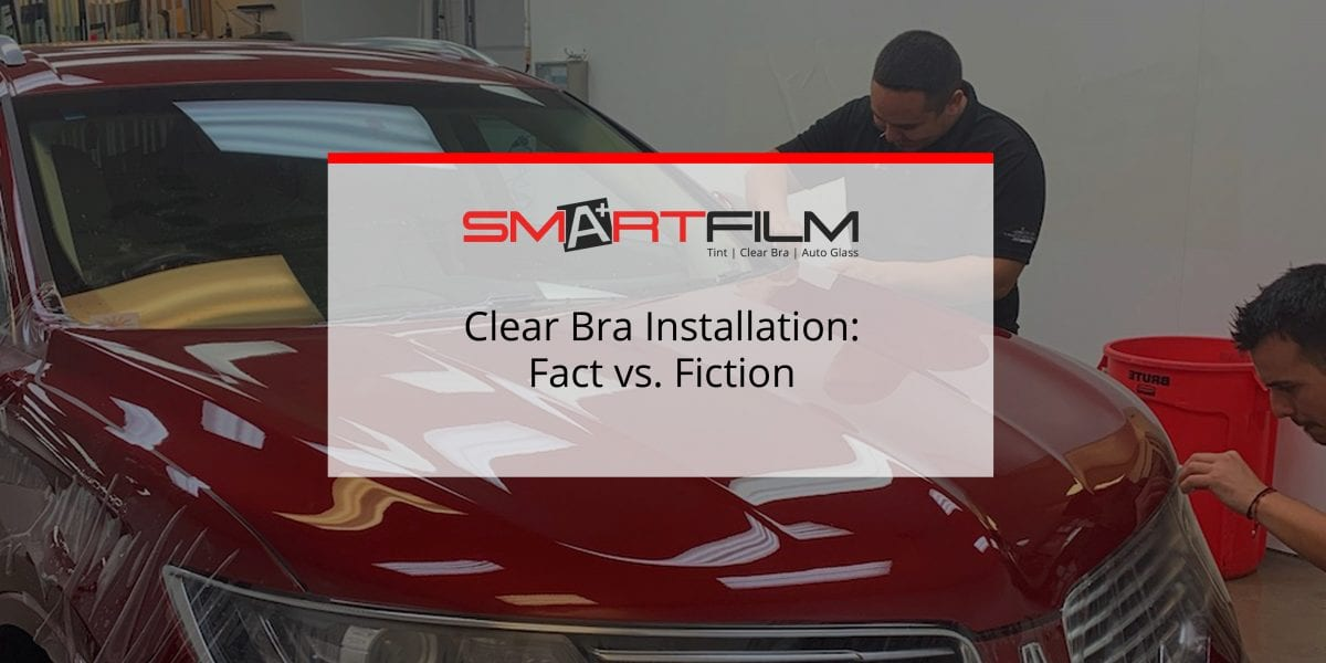 clear bra installation