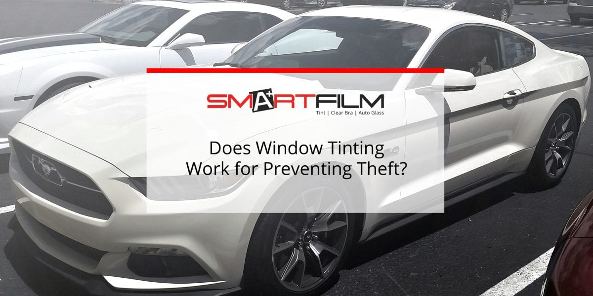 does window tinting work