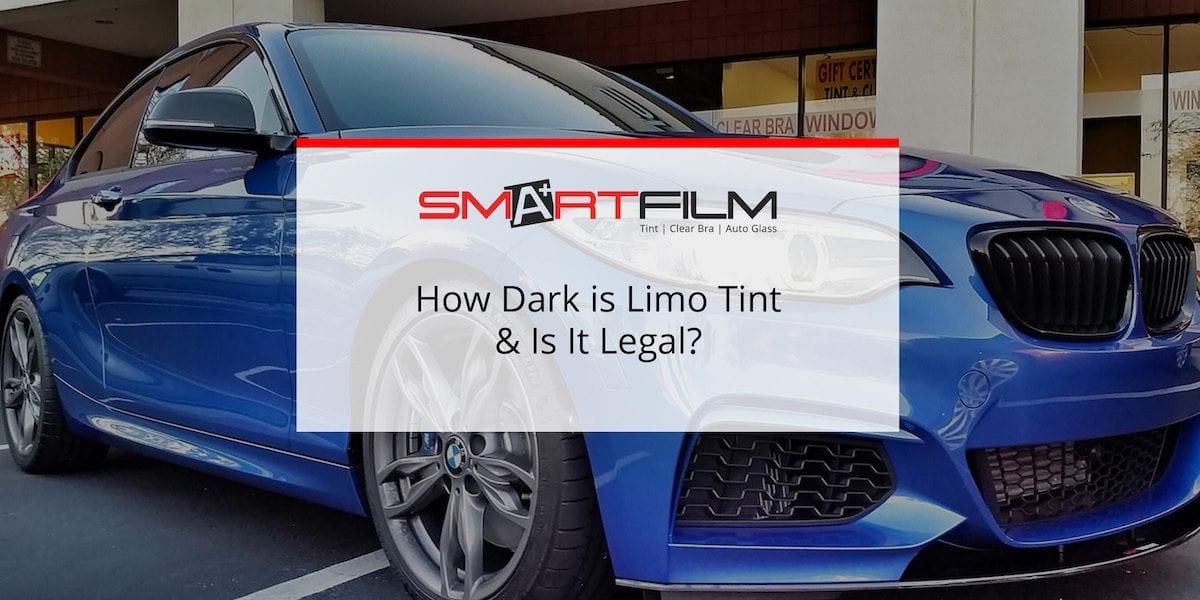 limousine tint legal