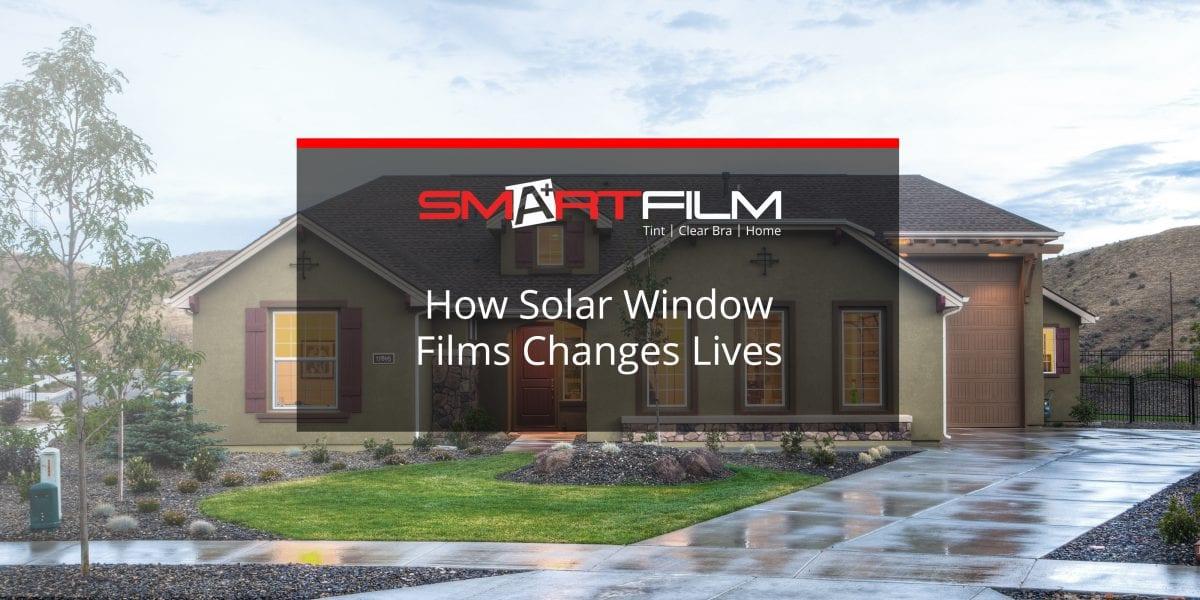 solar window film