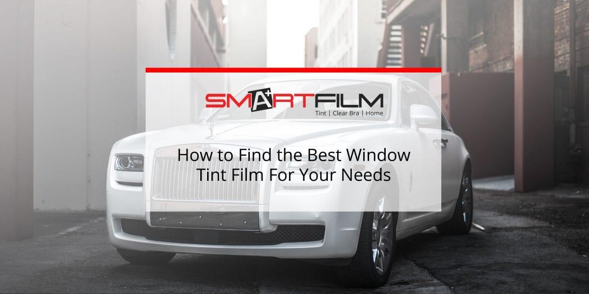 window tint film