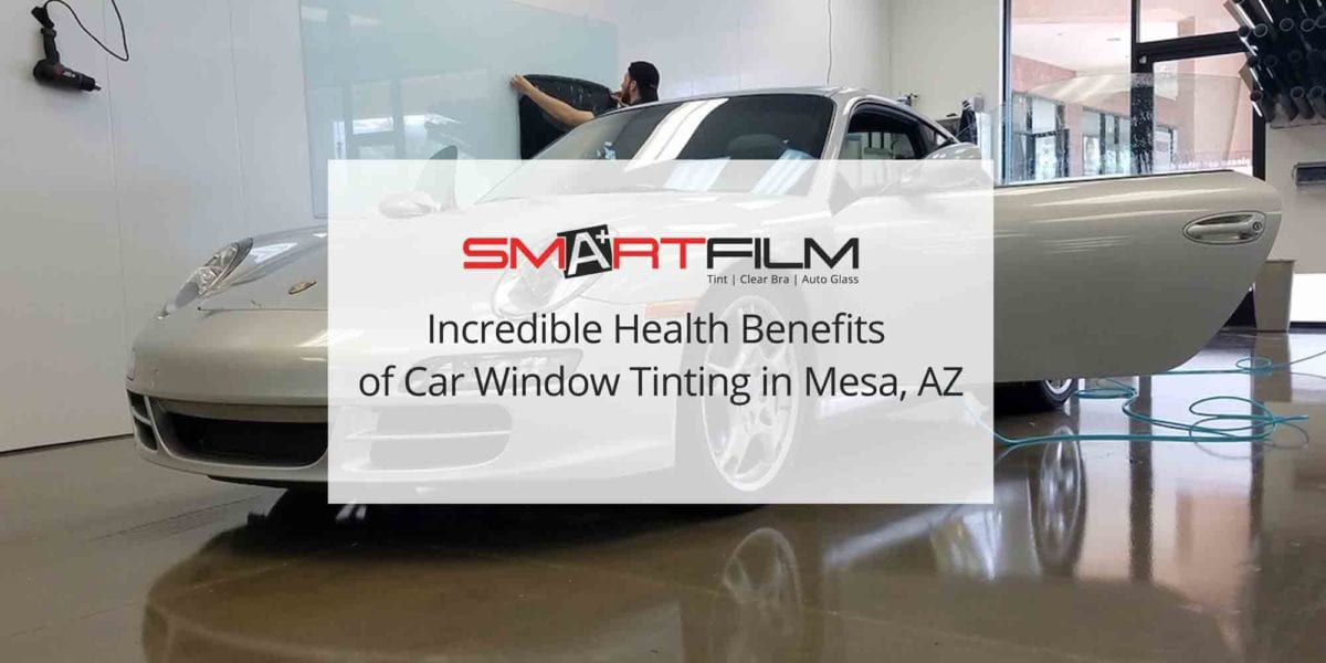 Health Benefits of Car Window Tinting
