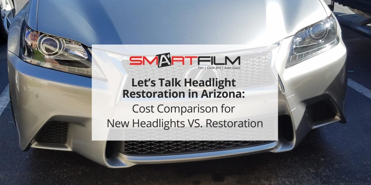 Headlight Restoration in Arizona