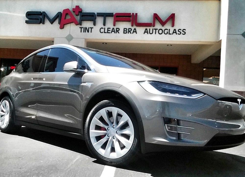 Tesla Window Film Mesa