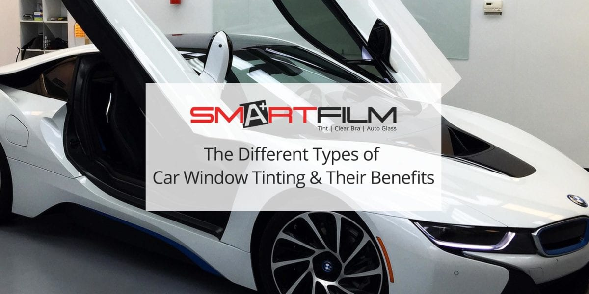 The Different Types of Car Window Tinting & Their Benefits in Mesa, AZ