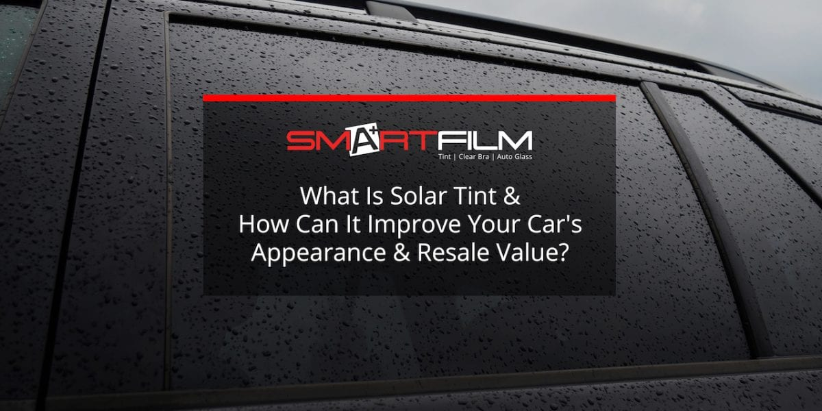 what is solar tint