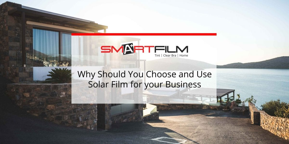 solar film for businesses